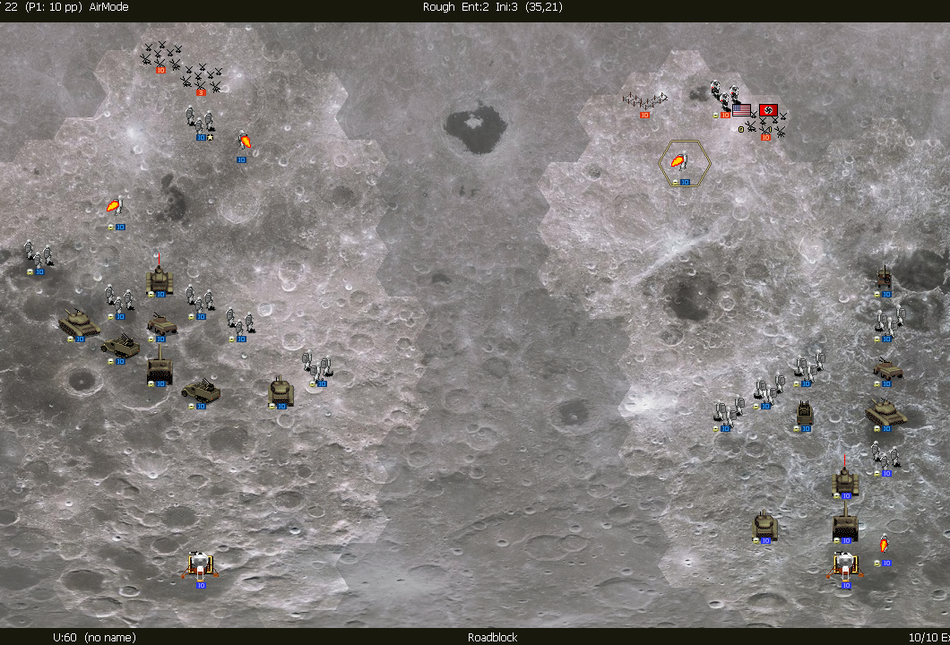 Attacking the Nazis on The Moon (Efile Anomalous Operation)